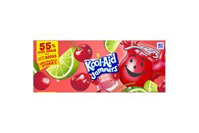 Kool-Aid Jammers Cherry Limeade 10-6 fl oz. Pouches