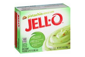 Jell-O Pudding-Instant Pistachio 3.4 Oz Box