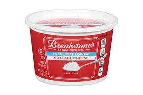 Breakstone's Large Curd 2% Milkfat Lowfat Cottage Cheese 16 Oz. Tub