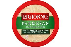 Digiorno(R) Grated Parmesan Cheese 5 Oz. Tub