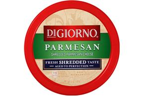 Digiorno(R) Shredded Parmesan Cheese 5 Oz. Tub