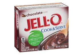 Jell-O Pudding And Pie Filling