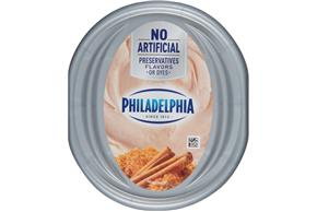 Philadelphia Brown Sugar & Cinnamon Cream Cheese Spread 7.5 Oz. Tub