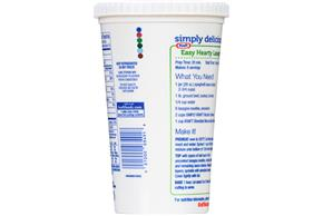 Simply Kraft Original Ricotta Cheese 32 Oz Plastic Tub