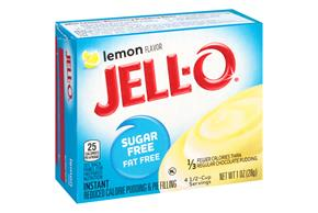 Jell-O Pudding-Instant Lemon Sugar Free 1 Oz Box