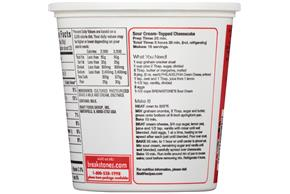 Breakstone's All Natural Sour Cream 24 Oz. Tub