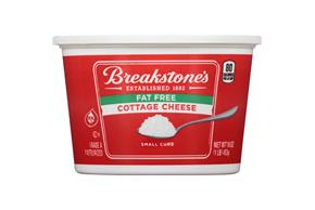 Breakstone's Small Curd Fat Free Cottage Cheese 16 Oz. Tub