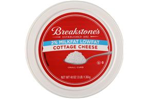 Breakstone's Small Curd 2% Cottage Cheese 48 Oz. Tub