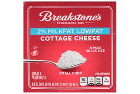 Breakstone's 2% Cottage Cheese 4-4 Oz. Cups