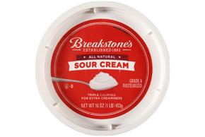 Breakstone's All Natural Sour Cream 16 Oz. Tub