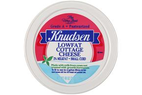 Knudsen Low Fat Cottage Cheese 48 Oz Tub