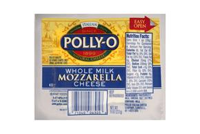 Polly-O Whole Milk Mozzarella 8Z Wrapped