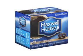 Maxwell House Coffee Drink-Instant Single Serve
