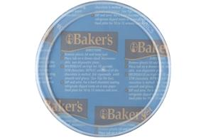 Baker's Real Milk Dipping Chocolate 7 Oz. Tub