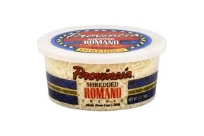 Digiorno 5 Oz Provincia Natural Cheese-Shreds  Romano     1 Box/Carton Each