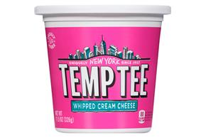 Breakstone's Temp Tee Temp Tee Whipped Cream Cheese 11.5 Oz. Tub