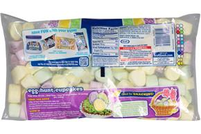 Jet-Puffed Candy Egg Mallows Seasonal Marshmallows 8Oz Bag