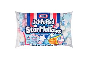 Jet-Puffed Starmallows Seasonal Marshmallows 8 oz Bag