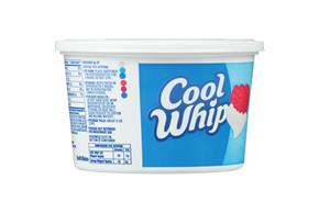 Cool Whip Light Whipped Topping-Frozen 12 Oz. Tub