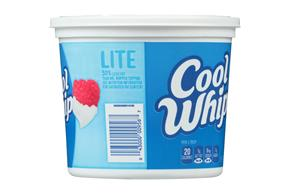 Cool Whip Light Whipped Topping-Frozen 16 Oz. Tub