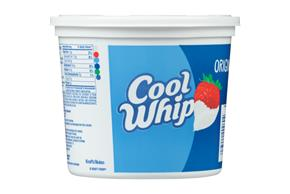 Kraft Cool Whip Original Whipped Topping 16 Oz. Tub