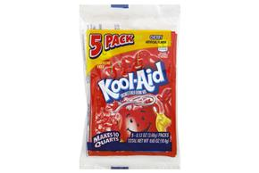 Kool-Aid(R) Cherry Unsweetened Drink Mix 5-0.13 oz. Packets