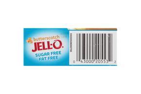 Jell-O Pudding-Instant  Butterscotch Sugar Free Fat Free 1 Oz Box