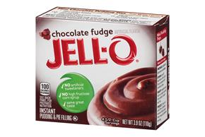 Jell-O  Pudding-Instant Chocolate Fudge 3.9 Oz Box