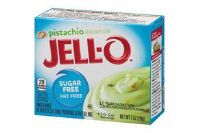 Jell-O  Pudding-Instant Pistachio Sugar Free Fat Free 1 Oz Box