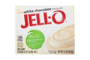Jell-O Pudding-Instant Chocolate 3.3 Oz Box