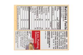 Jell-O Pudding-Instant  Vanilla 3.4 Oz Ox