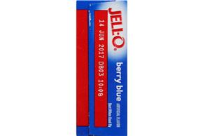 Jell-O Gelatin Berry Blue 3 Oz Box