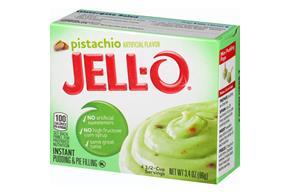 Jell-O Pudding-Instant Pistachio 3.4 Oz Box