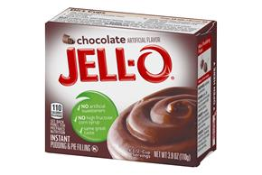 Jell-O Pudding-Instant Chocolate 3.9 Oz Box