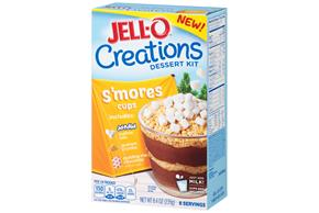 Jell-O Creation Kits S'mores Cups 8.4Oz