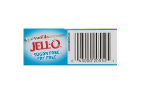 Jell-O Pudding-Instant Vanilla Sugar Free Fat Free 1 Oz  Box