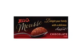 Jell-O Pudding-Instant Chocolate Mousse 3.2 Oz Box