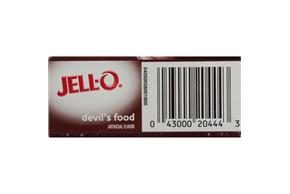 Jell-O Pudding-Instant Devil's Food  3.8 Oz Box