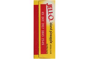 Jell-O Gelatin Pineapple 3 Oz Box