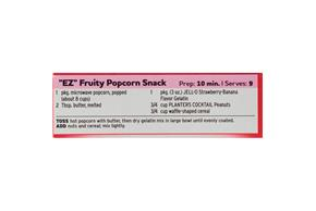 Jell-O Gelatin  Strawberry Banana 3 Oz Box