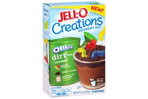 Jell-O Creation Kits Oreo Dirt Cups 10.1Oz