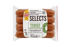 Oscar Mayer 16 Oz Franks  Smoked Turkey     1 Vacuum Packed Each