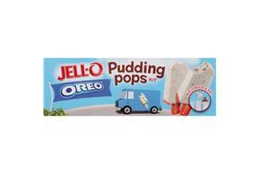 Jell-O Pudding Pop Mold Kit Oreo