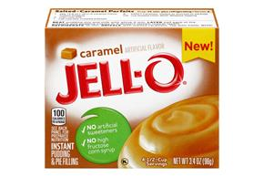 Jell-O Pudding-Instant Caramel 3.4 Oz Box
