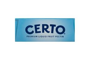 Certo Fruit Pectin 6 Fl Oz. Box