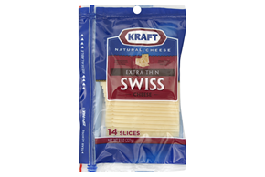 Kraft Natural Cheese-Slices
