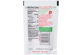 Strawberry Jell-O Simply Good Gelatin - 3 Oz.