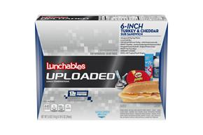 Lunchables Convenience Meals-Single Serve Turkey And Cheddar 15 Oz Box