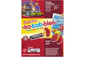 Lunchables Convenience Meals-Single Serve Pepperoni And Cheese 8 Oz Box