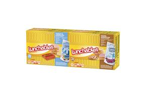 Lunchables 36 Oz Convenience Meals  Ham And American And Turkey And American     4 Wrapper Inner Pac